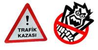 Hatay'daki trafik kazaları