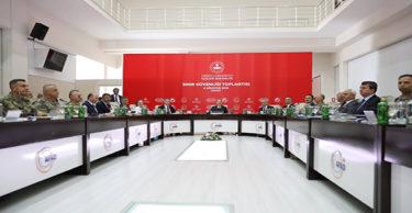 İçişleri Bakanı Süleyman Soylu, Hatay'da
