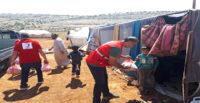HAYAD'dan Suriye'ye su yardımı
