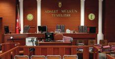 Afrin'de yakalanan YPG/PKK'lı teröristlerin yargılandığı dava