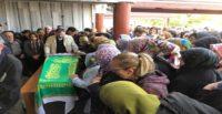 Doç. Dr. Necmettin Çalışkan Türkiye'nin acısı Neslican Tay'ın cenazesine katıldı