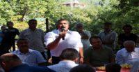Hassa'da tarım toplantısı