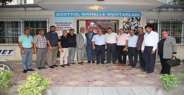 MHP Hatay Milletvekili  Lütfi Kaşıkçı: İLYAS ÖZTÜRK, GURUR DOLU BİR ADIM ATTI