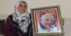 Diyarbakır'da annelerin direnişine şehidin Kürt eşinden destek