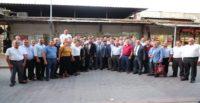 Vali Doğan'dan, Akdeniz Muhtarlar Federasyonu'na Ziyaret