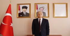 Okul müdürünün Erdoğan sevgisi