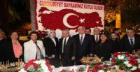 Hatay'da 29 Ekim Cumhuriyet Bayramı Kabul Töreni