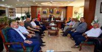MHP'li Başkanlar Belen'de…