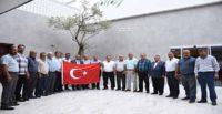 Altınözü Belediye Başkanı Sarı'dan Barış Pınarı Harekatı'na destek