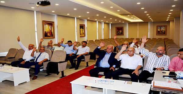 Belen Belediye Meclisinden;Barış Pınarı Harekâtı'na Tam Destek
