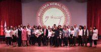 11. Erasmus Personel Haftası Başarıyla Tamamlandı