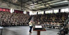 Hatay'da askerlere yönelik eğitim semineri