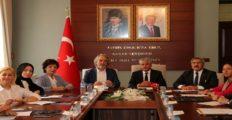 Kültür ve Sanat Politikaları Kurulu Hatay'da toplandı