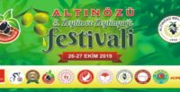 """Zeytin Diyarı, """"3. Zeytin ve Zeytinyağı Festivali"""" yapılacak"""