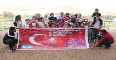HAYAD'dan Diyarbakır annelerine destek