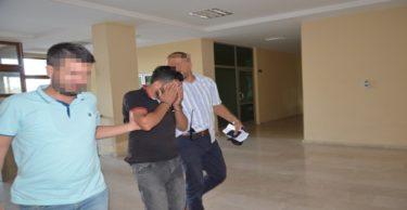 Kuyumcuyu soyan hırsız güvenlik kamerasına yakalandı