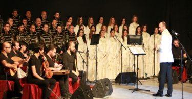 Medeniyetler Korosu 20 Bin Kişiye Konser Verdi
