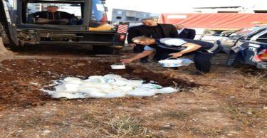Hatay'da kaçak imalathanede bir ton yoğurt ve peynir bulundu