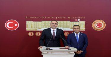 MHP'li milletvekillerinden Amanos Tüneli Projesine destek