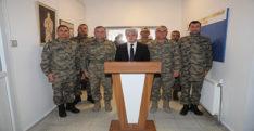Hatay Valisi Rahmi Doğan, sınır birliklerini ziyaret etti