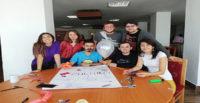 Gençlik değişimi projesi