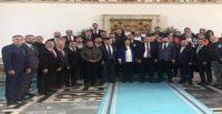 AK Parti Antakya ailesi grup toplantısına katıldı