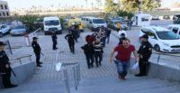 Aranan şüphelilere yönelik operasyonda 4 kişi tutuklandı