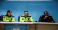 Hatay'da fahri trafik müfettişlerine eğitim