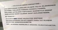 ÖZAT VE SERİNYOL KOOPERATİFLERİNDEN LÜTFÜ SAVAŞ'A TEPKİ