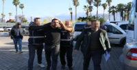 Hatay'da firar eden zanlı Mardin'de yakalandı