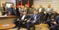 AK Parti Yerel Yönetimler Başkan Yardımcısı Kaçar Kırıkhan'da