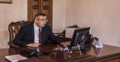 """Dışişleri Bakanlığı Temsilcisi Cengiz, AA'nın """"Yılın Fotoğrafları"""" oylamasına katıldı"""
