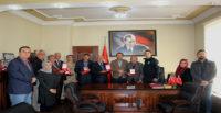 Hatay'da Kıbrıs gazilerine madalya ve berat belgesi verildi