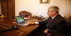 """Hatay Valisi Rahmi Doğan, AA'nın """"Yılın Fotoğrafları"""" oylamasına katıldı"""