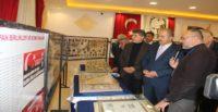 """Çanakkale Savaşı'nın """"hatıraları"""" Kırıkhan'da sergileniyor"""