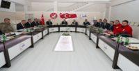"""İçişleri Bakan Yardımcısı Çataklı, Hatay'da """"Sınır Güvenliği Toplantısı""""na başkanlık etti"""