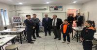 Kaymakam Mardinli'den Okul Ziyareti
