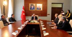 """""""El ele üretim ile mesleki eğitim"""" iş birliği protokolü imzalandı"""