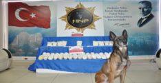 Hatay'da uyuşturucu operasyonunda 3 şüpheli yakalandı