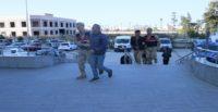 Hatay'da sit alanında kaçak kazı yapan 3 şüpheli suçüstü yakalandı