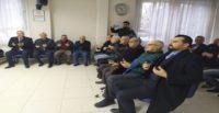 Rahmetli Nizamettin Öztürk İçin Hatmi Şerif Okutuldu