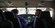 Hatay'da helikopterli trafik denetiminde 34 sürücüye 6 bin 116 lira ceza kesildi