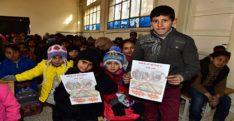 BARIŞ PINARI BÖLGESİNDEKİ ÇOCUKLARA MAYIN/EYP'DEN KORUNMA EĞİTİMİ VERİLDİ