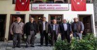 ŞEHİT AİLELERİ VE GAZİLERDEN BAHAR KALKANI HAREKATI'NA TAM DESTEK