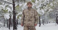UZMAN ÇAVUŞ TRAFİK KAZASINDA HAYATINI KAYBETTİ