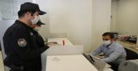 HATAY'DA YAŞLI ÇİFT MİLLİ DAYANIŞMA KAMPANYASI'NA 1000 LİRA BAĞIŞ YAPTI