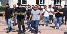 HATAYSPOR'UN KALECİSİ ÖMER ALICI'NIN EVLAT ACISI