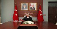 VALİ DOĞAN'DAN DEĞERLENDİRME TOPLANTISI