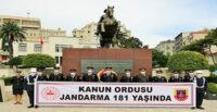 KANUN ORDUSU JANDARMA 181 YAŞINDA