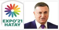 EXPO LOGOSU LGBT RENKLERİNİ ANIMSATIYOR!